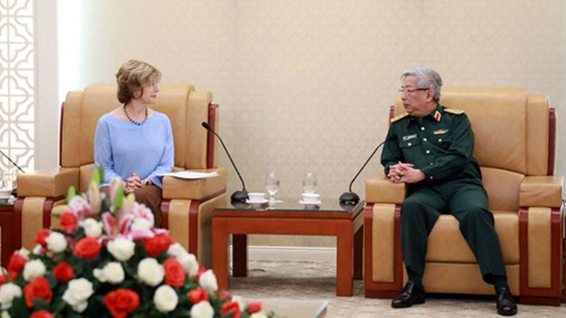 Việt Nam - Hoa Kỳ hợp tác khắc phục hậu quả chiến tranh