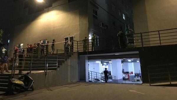Nam kỹ sư để lại thư tuyệt mệnh, nhảy từ tầng 21 chung cư