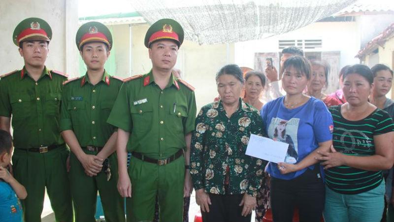 Phòng Cảnh sát Hình sự Công an tỉnh Nghệ An vừa giải cứu thành công nạn nhân L.T.L bị lừa bán sang Trung Quốc 24 năm.
