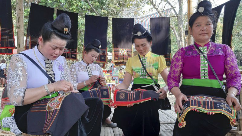 Người Thái ở Tây Bắc giữ hồn dân tộc trong thời hội nhập