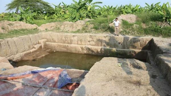 Di chỉ khảo cổ học Vườn Chuối bị xâm phạm do quy hoạch