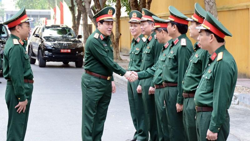 Đại tướng Lương Cường đề nghị Học viện Kỹ thuật quân sự 'đi tắt, đón đầu' trong Cách mạng 4.0