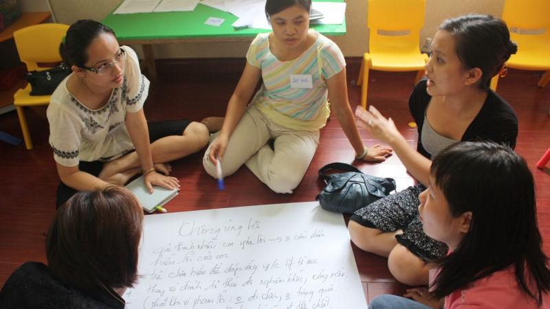 Để không còn những bức thư đau lòng của con trẻ: Nên bắt buộc học làm cha mẹ?