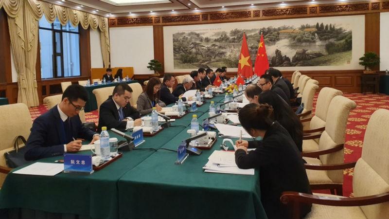 Việt Nam – Trung Quốc trao đổi về vấn đề biên giới lãnh thổ