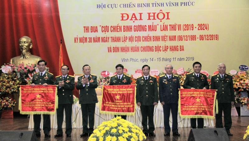 """Hội Cựu chiến binh Việt Nam tiếp tục phát huy bản chất, truyền thống """"Bộ đội Cụ Hồ"""""""