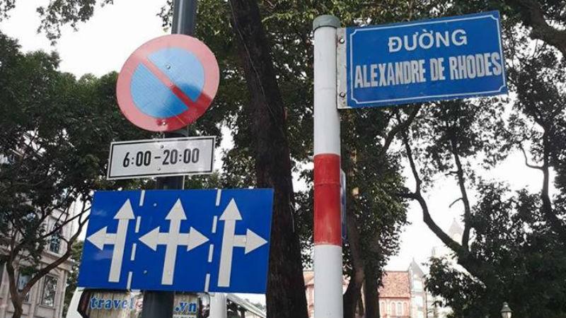 Vụ đường mang tên Alexandre de Rhodes: Văn hóa tranh luận méo mó