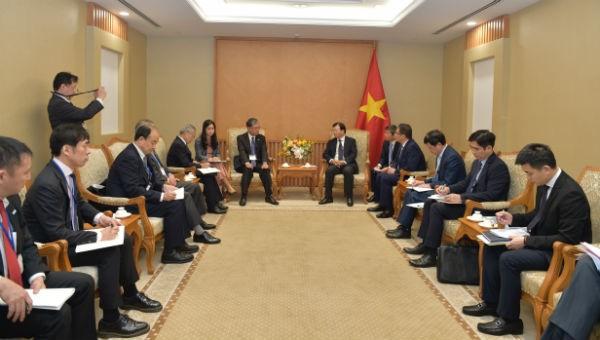 Việt Nam hoan nghênh các nhà đầu tư Nhật Bản