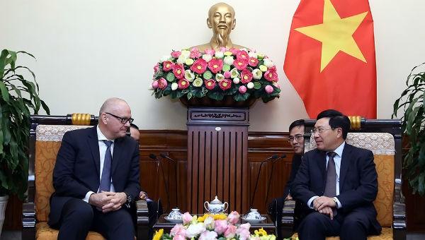 Thúc đẩy quan hệ Việt Nam – Đức phát triển ở tầm cao hơn