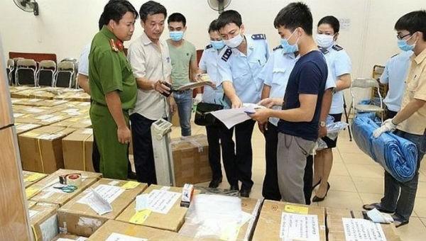 Hà Nội mở đợt cao điểm chống buôn lậu dịp Tết