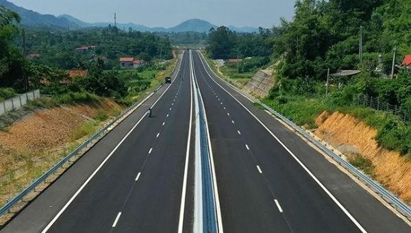 Cao tốc Bắc Giang - Lạng Sơn. (Ảnh: Bá Đô)