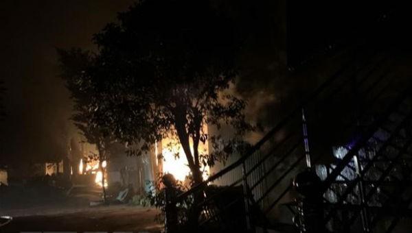 Nhà bốc cháy sau cuộc cãi vã của vợ chồng, cả gia đình thiệt mạng