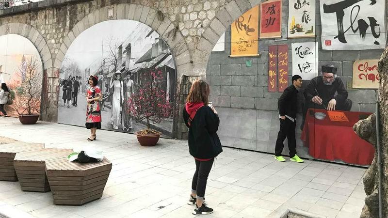 Hà Nội gia nhập mạng lưới các thành phố sáng tạo của UNESCO: Nghệ thuật công cộng không còn bị bỏ rơi?