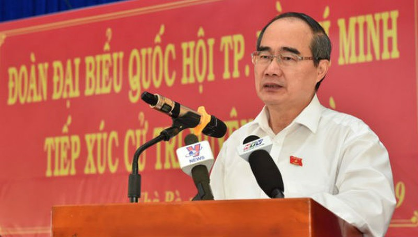 Bí thư Nguyễn Thiện Nhân yêu cầu ra 'tối hậu thư' với dự án 'treo' tại TP HCM