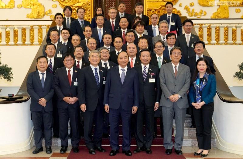 Thủ tướng mong muốn các nhà đầu tư Nhật Bản phát triển hơn nữa