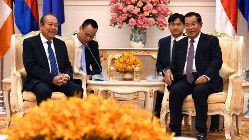 Đề nghị Campuchia tiếp tục tạo thuận lợi cho bà con gốc Việt