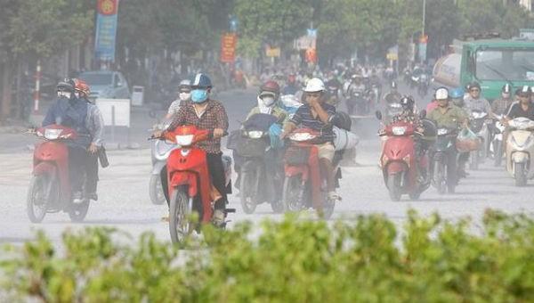 Không khí ô nhiễm ảnh hưởng nghiêm trọng đến sức khỏe người dân