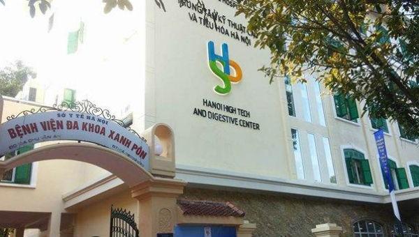 Nghi vấn bớt xén vật tư y tế tại Bệnh viện Xanh Pôn: Sở Y tế Hà Nội báo cáo kết quả thanh tra