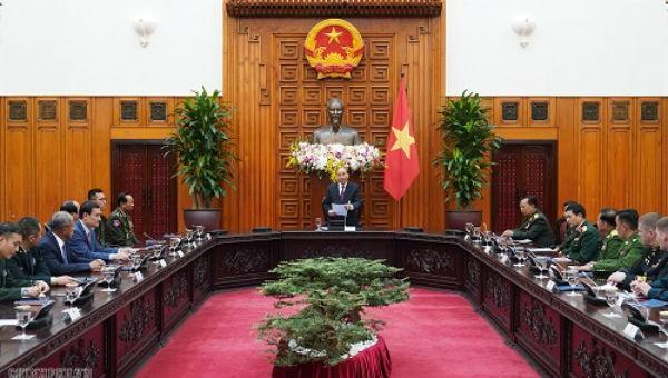 Chính sách quốc phòng Việt Nam mang tính chất hòa bình, tự vệ
