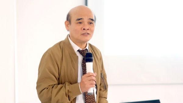 TS. Nguyễn Huy Quang, Vụ trưởng Vụ Pháp chế (Bộ Y tế).
