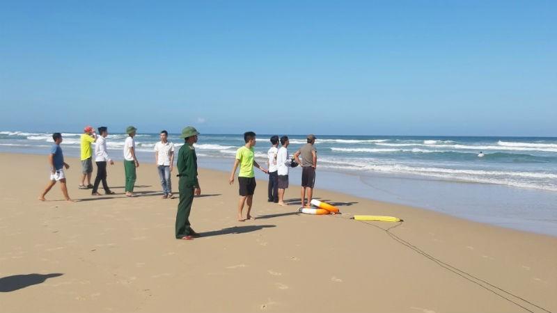 Tìm thấy thi thể du khách người Anh bị mất tích khi tắm biển