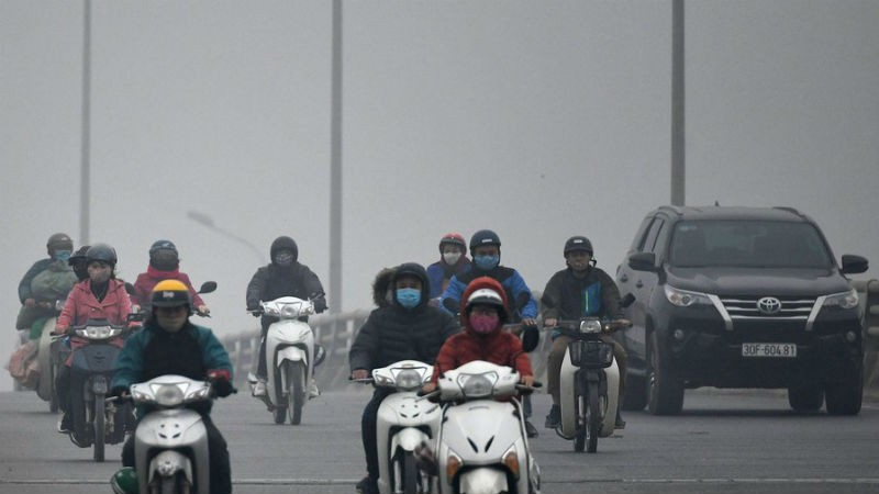 Hà Nội kêu gọi toàn dân hành động vì chất lượng không khí