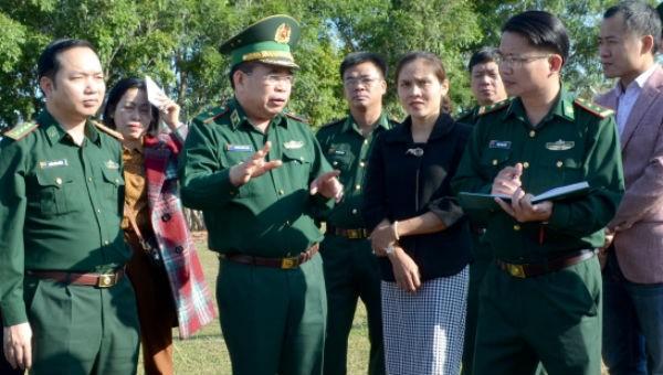 """""""Xuân Biên phòng - Ấm lòng dân bản"""" 2020 sẽ diễn ra tại Đắk Lắk"""