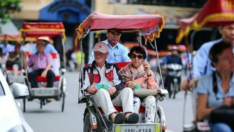 Năm 2019, Việt Nam đón 18 triệu lượt khách quốc tế