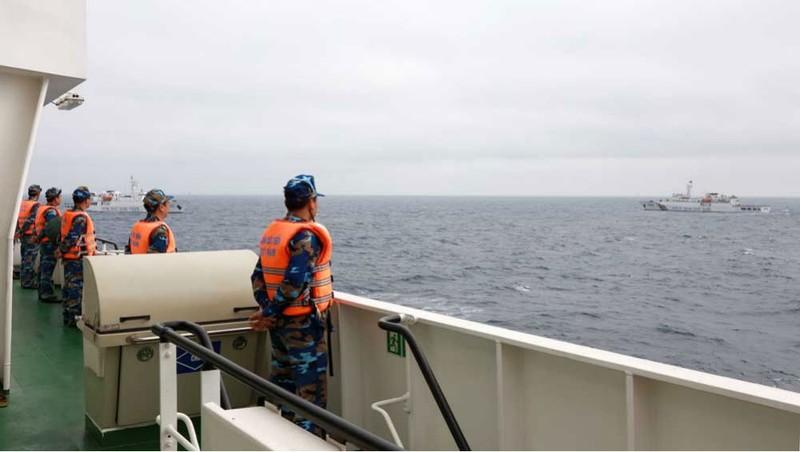 Năm 2019, xử lý 488 vụ vi phạm pháp luật trên biển