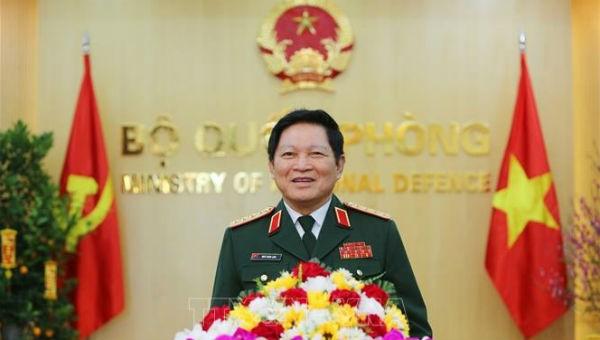 Đại tướng Ngô Xuân Lịch, Bộ trưởng Bộ Quốc phòng