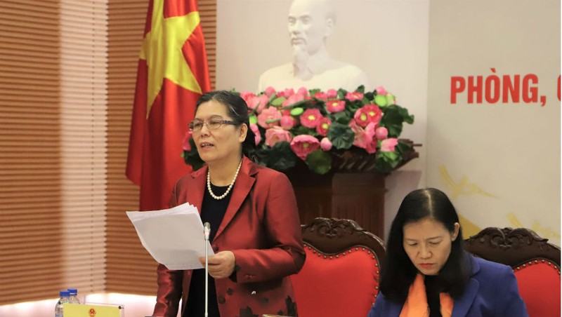 Bà Nguyễn Thị Thanh Hòa cho biết, sáu tháng đầu năm 2019, cả nước có gần 5.000 trẻ em bị xâm hại (Hình: phunuvietnam.vn)