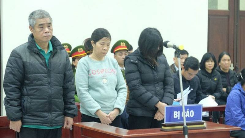 Người phụ nữ đưa đón nam sinh trường Gateway nhận 24 tháng tù