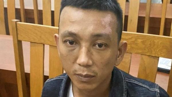 Đối tượng Nguyễn Cảnh Ba.