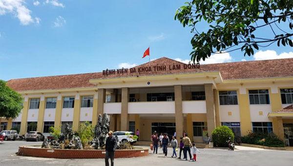 Bệnh viện Đa khoa tỉnh Lâm Đồng