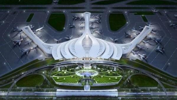 Phương án thiết kế kiến trúc sân bay Long Thành