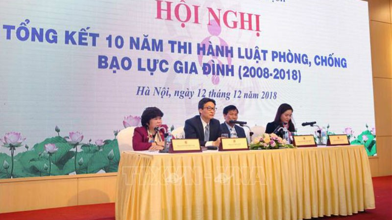 Việt Nam là một trong những quốc gia đã ban hành nhiều văn kiện pháp lý liên quan đến phòng, chống BLGĐ.