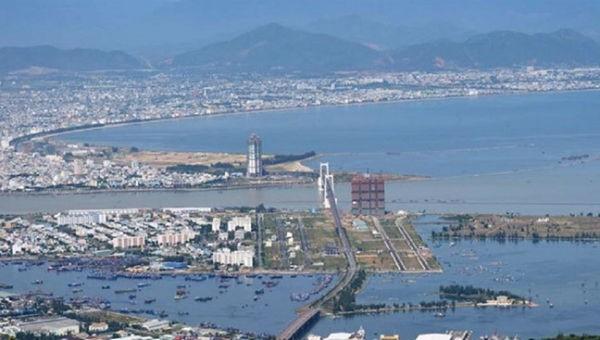 Toàn cảnh dự án Khu đô thị Đa Phước.