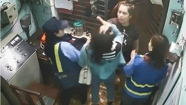 Đề nghị điều tra vụ việc phóng viên bị tấn công