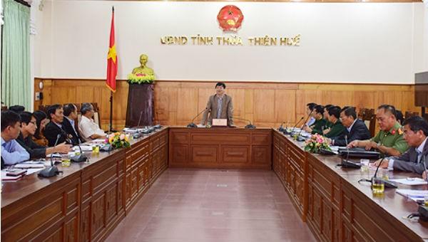 Thừa Thiên - Huế triển khai nhiệm vụ giáo dục quốc phòng 2020