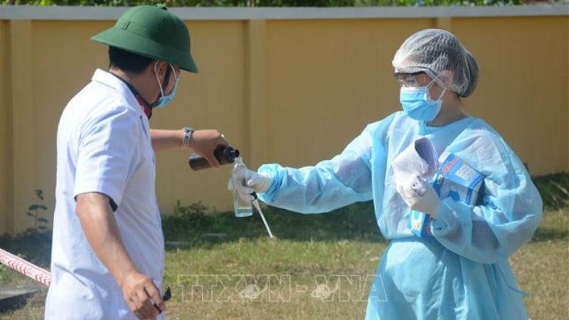 Tập huấn kiểm soát lây nhiễm dịch bệnh trong cơ sở y tế