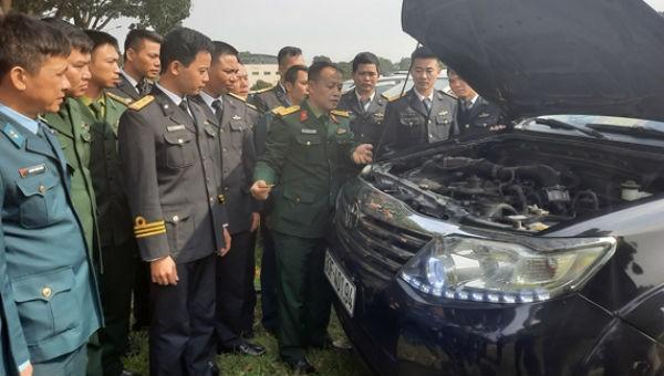 Ngôi trường huấn luyện lái xe phục vụ hội nghị quốc tế