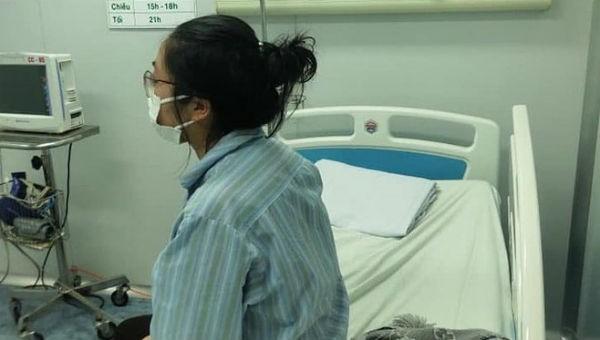 Cô gái Hà Nội là bệnh nhân thứ 17 đang được cách ly điều trị.