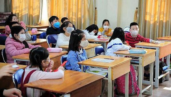 Học sinh nhiều tỉnh, thành tiếp tục nghỉ đến khi có thông báo mới