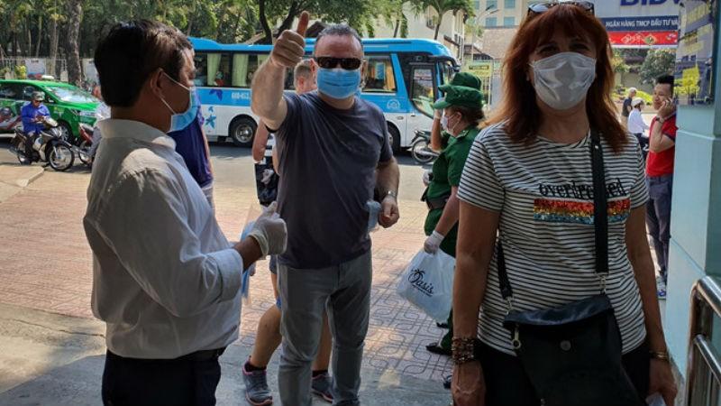 Khu cách ly có trả phí dành cho khách du lịch nước ngoài và những người Việt có yêu cầu