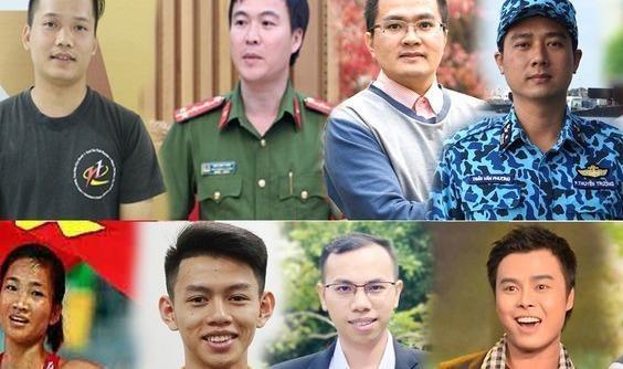 Những Gương mặt trẻ Việt Nam tiêu biểu năm 2019.