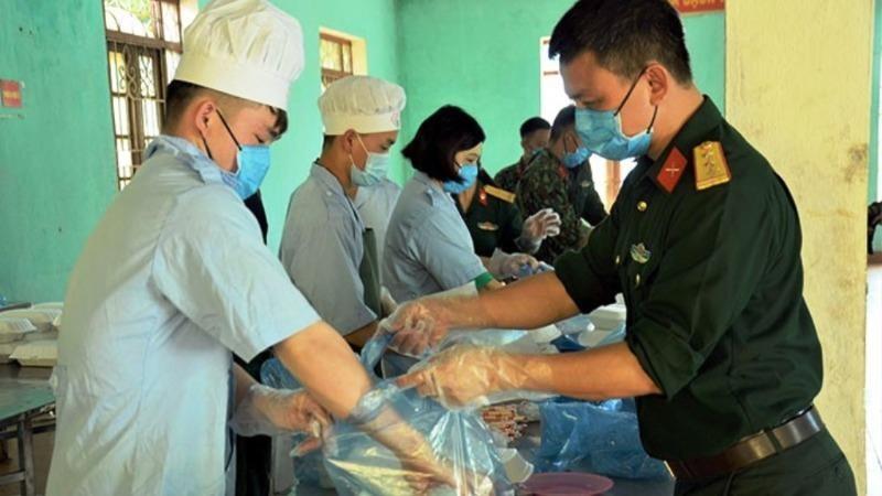Các bệnh viện quân đội sẵn sàng xét nghiệm, điều trị Covid-19