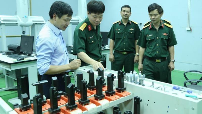 Quy định mới về tiêu chuẩn, quy chuẩn kỹ thuật trong lĩnh vực quân sự, quốc phòng