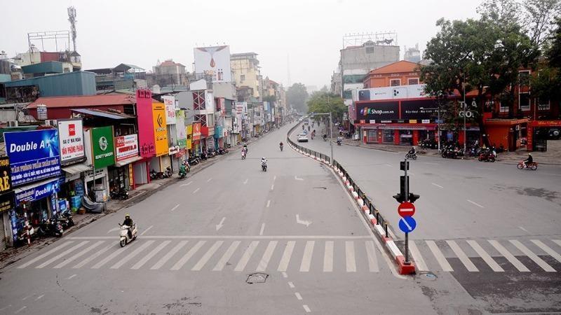 Ô nhiễm không khí ở các đô thị giảm