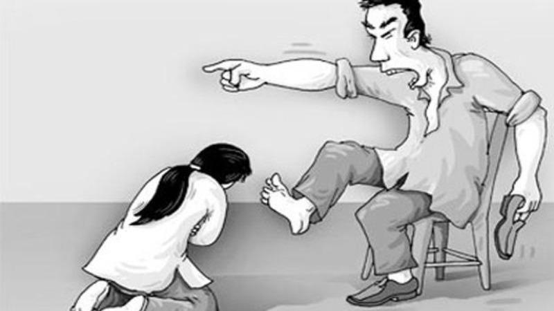 Lo ngại tình trạng bạo lực gia đình