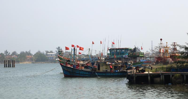 Theo quy định mới, tàu cá không có thiết bị VMS sẽ không được cấp Giấy phép khai thác thủy sản.