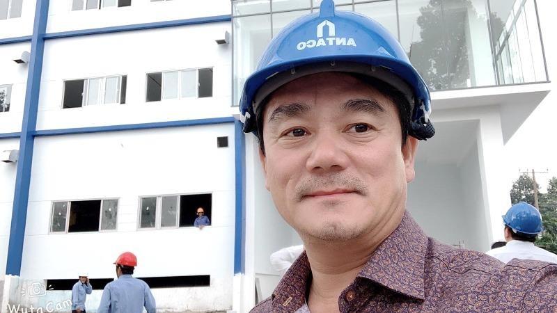 Ông Nguyễn Thuận.